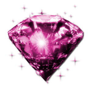 hot_pink_glow_sparkling_diamond_png_by_jssanda-d50nte7